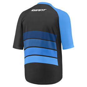 Giant Transfer SS Jersey Men black/blue